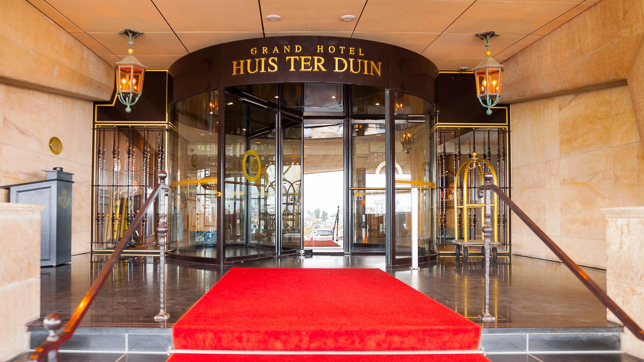 Grand Hotel Huis Ter Duin Bauporte De